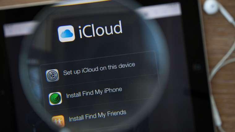 Jetzt ist auch noch iCloud gemein zu mir